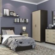 Спальня Ронда с односпальной кроватью