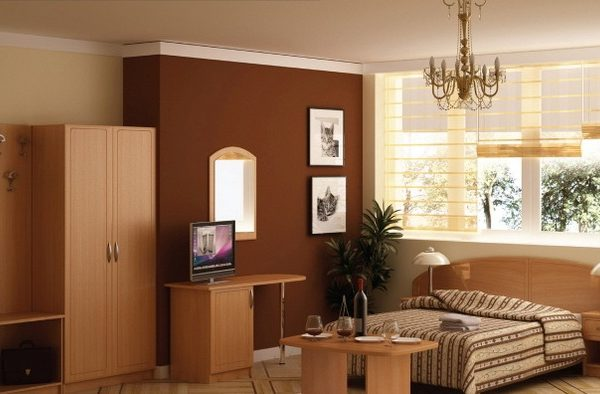 Мебель для гостиниц МОДЕРН