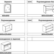 5. Мебель для гостиниц - Серия КЛАССИКА
