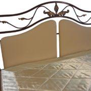 Кровать 2 местная Вероника изголовье
