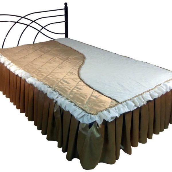 Кровать двойная металлическая Илона