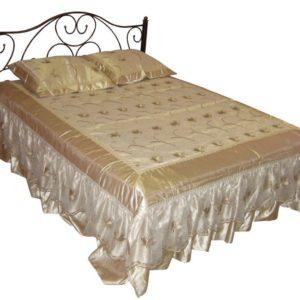 Кровать двойная металлическая Медея