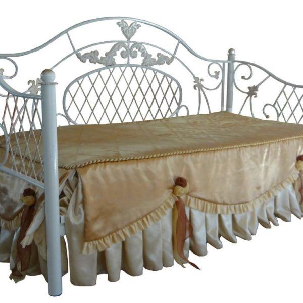 Кровать металлическая Анжелика-3