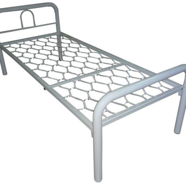 Кровать металлическая Удобная-51
