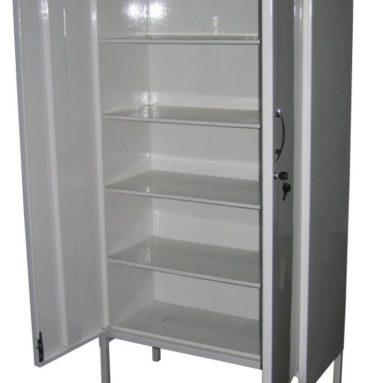 Шкаф Д-2 металлический
