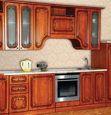 Кухня Изабель II 2700 с пеналом