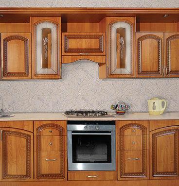 Кухня Виктория 3000 ольха