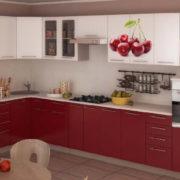 «София гранат» Модульная кухня