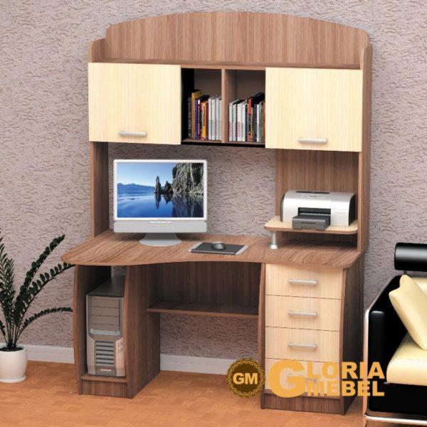 Компьютерный стол СК-45 ясень