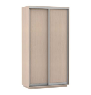 Шкаф купе 2-х дверный Элемент Хит (ДД)