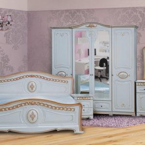 Спальня «Азалия» белая