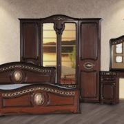 Спальня «Азалия» орех