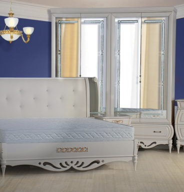 Спальня «Эмма» белая