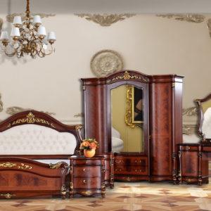 Спальня «Касандра» NEW орех