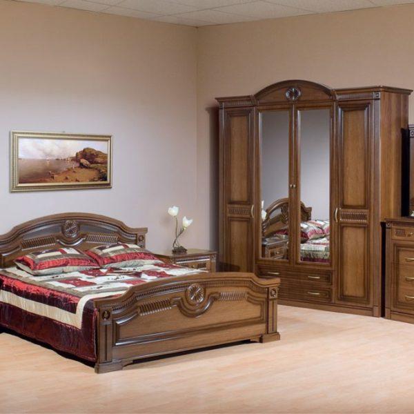 Спальня Клеопатра 4-х дв