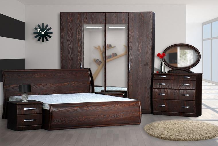 Спальня «Модена» Орех