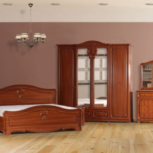 Спальня «Палермо» Орех Пегас