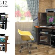 Стол компьютерный СК-12