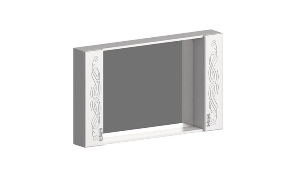 Зеркало с полками венеция