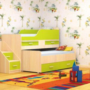 Набор мебели Какаду лайм