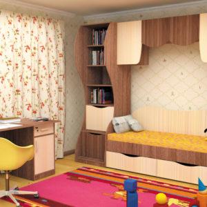 Набор мебели ПРОСТОКВАШИНО слива