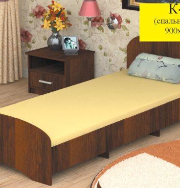 Односпальная кровать 90х2