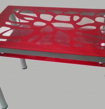 Стол В 828-2 красный