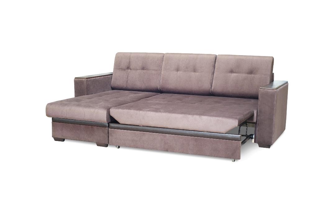 Аметист диван угловой БС-3