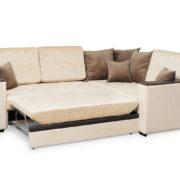 Аметист диван угловой с полукреслом.3