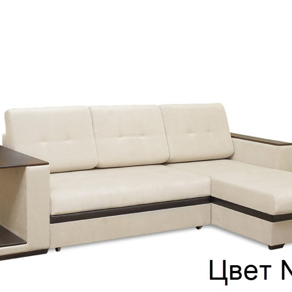 Аметист диван угловой729