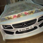 Детская кровать машинка (8)