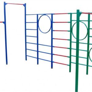 Детская спортивная стенка (ДИК-4)