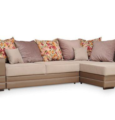 Рубин 4 диван угловой старндарт 1(с пуфом).115
