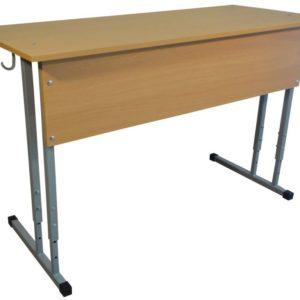 Стол ученический регулируемый без полки