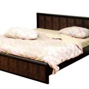 Кровать с настилом (спальное место 1400х2000)
