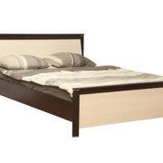 06.240 Кровать с настилом  (спальное место 1600х2000) венге