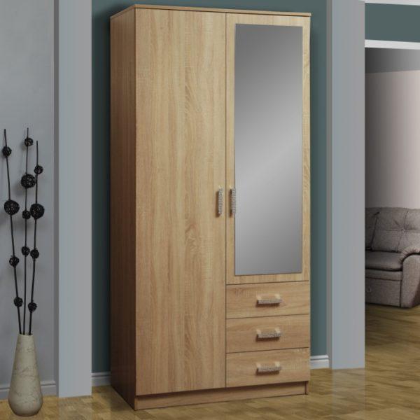 06.290 Шкаф комбинированный с зеркалом