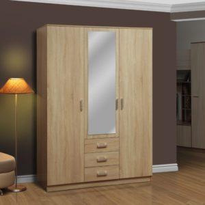 06.291 Шкаф комбинированный с зеркалом