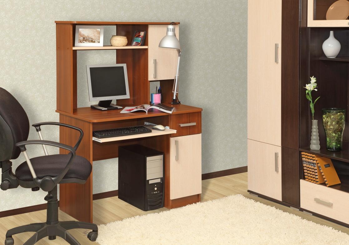 Компьютерный стол интел 15 (куд-а) в Чебоксарах по цене 4890.