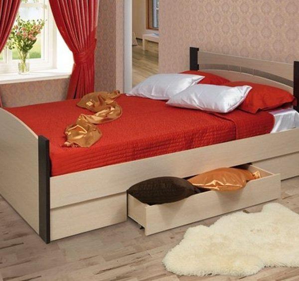 Кровать (ширина 1400)