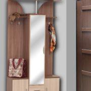 Шкаф комбинированный Кармен-6 ясень