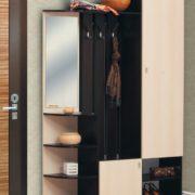 Шкаф комбинированный Кармен-7 венге