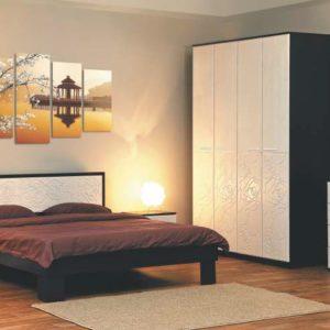 Спальня Розалия венге
