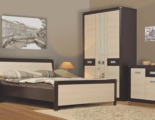 Спальня Стелла венге