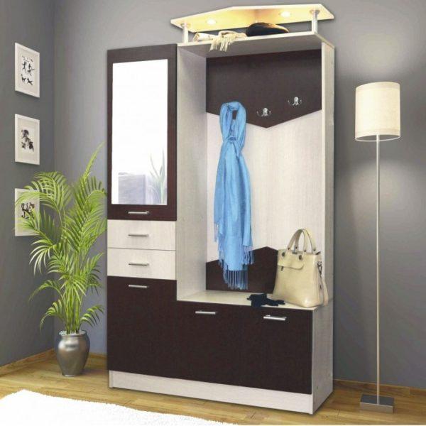 Виола-3 Шкаф комбинированный