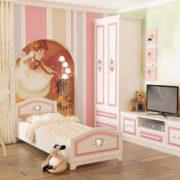 Алиса, комплект детской мебели №1