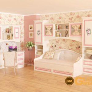 Алиса, комплект детской мебели №2