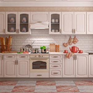 Кухня София Гренада модульная прямая