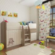 Тигренок детский комплекс