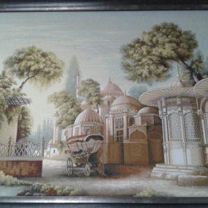 Картина гобелен «Арабские сказки»